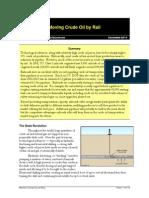 Crude Oil by Rail