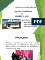 Manual Inventario Aulas Fonregion