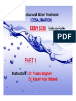 Desalination PART 1