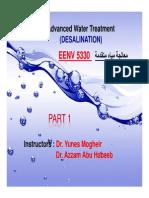 Desalination PART 1