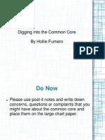 common core power point