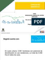 Presentacin Planeacin Distrital Revitalizacion
