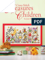 2012 Cross-Stitch Treasures for Children_Joan Elliott
