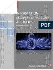 Information Security Strategies And Policies - Assignment No. 05