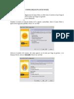 Guia Configuracion Lotus Notes