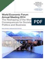 WEF AM14 Public Report