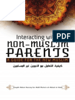 eBook Interaction With Non Muslim Parents a Guide for the New Muslim Shaykh Abdur Razzaaq Al Badr