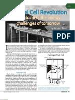 HYDROGEN -- Fuel Cell Revolution