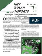 HYDROGEN -- Tiny Tubular Transports