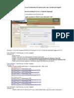 Ajuda Certificado Digital_Erros Relatados