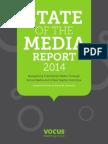 Vocus - State of the Media 2014