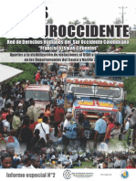640_Voces Del Sur Occidente - Informe Especial II 2010-2011