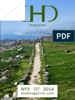EHD magazine NÚMERO 3