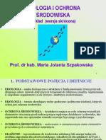 EkologiaIOchronaSrodowiska_Wyklad