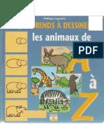 J'apprends à dessiner les animaux de A à Z.pdf