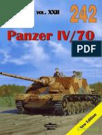 (Wydawnictwo Militaria No.242) Panzer IV/70