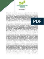 Ata nº 22-2013 de 0-07-13