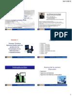 Gestion de TIC y Seguridad de La Informacion 2011 (1 de 3)