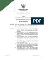 Permendagri Nomor 13 Tahun 2006 Tentang Pedoman Pengelolaan Keuangan Daerah