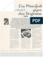 Interview mit Jan Hoet, September 1992