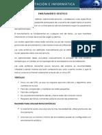 Administracion de Redes - Enrutamiento Estatico
