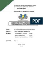 Monografia de Operaciones Interconectados