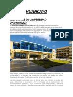 Universidades Del Peru