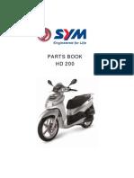 Parts Hd200