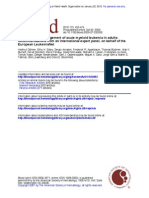 Diagnosis and Management of Acute Myeloid Leukemia in Adults BLOOD 2010