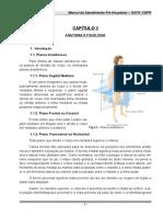 Apostila - Anatomia e Fisiologia - Manual do Atendimento Pré-Hospitalar SIATE-CBPR
