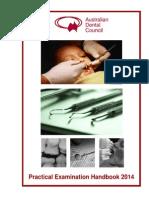 Practical Exam Handbook 2014