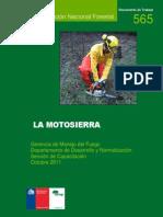 Manual de uso y manejo de motosierras