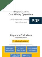 KI Coal Mining Profile