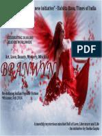 Branwyn Feb 2014 - Anniversary Edition