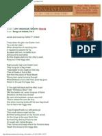 Foggy Dew - Celtic Irish Songs