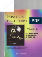 Historia Del Cuerpo