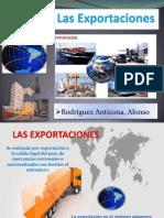Alonso - Las Exportaciones en El Peru