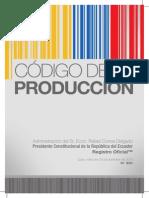 Codigo de La Produccion de Ecuador