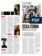 SYSTEM by Cecilia Stenbom, features in NARC magazine