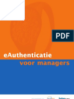 eAuthenticatie Voor Managers Highres