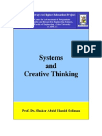 C2-1 Systems and Creative Thinking