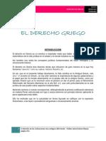 El Derecho Griego-monografia