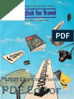 English for Travel - John Eastwood
