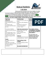 The O Zone Dirt Sheet