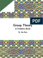 Q. HO-KIM--Group Theory