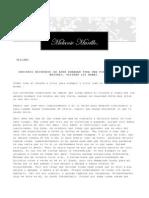 Carta Para Melanni