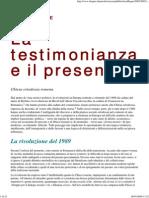 Elia Citterio, Natalino Valentini, Chiesa Ortodossa Romena