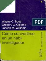 Como Convertirse en Un Habil Investigador