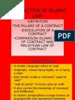 Transaction in Islamic Law