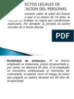 aspectoslegalesdecontrataciondelpersonal-121110115125-phpapp01